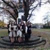 Beiuș. Monumentul din Parcul Eminescu - Aproape de finalizare
