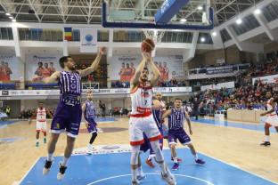 CSM CSU Oradea – U BT Cluj-Napoca - Duel decisiv pentru calificarea în playoff