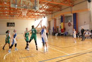 Parcurs nemodificat pentru CSU Rookies Oradea - Alte trei înfrângeri pentru baschetbaliste