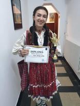 """Festivalul Folcloric """"Aneta Stan"""" de la Cernavodă - Marele Premiu a ajuns la Oradea"""