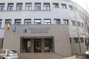 De astăzi, 27 mai, sediul central și filialele sunt funcţionale - Biblioteca Județeană se redeschide