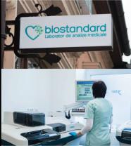 Laboratoarele Biostandard din Oradea - Preluate de rețeaua Regina Maria