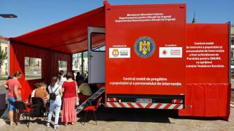 """Caravana """"Fii pregătit!"""" ajunge la Salonta și Aleșd - Bihorenii vor fi învățați să acorde primul ajutor"""