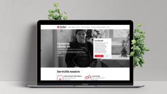 Caritas Eparhial Oradea, o nouă imagine, un nou site - Se pot face donaţii online