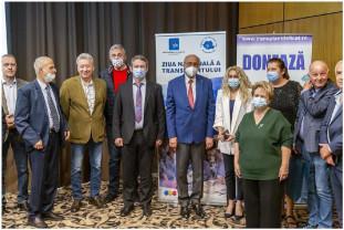 Ziua Naţională a Transplantului în România, a 16-a aniversare - Transplantul, prioritate în Sănătate