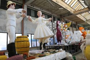 Ediţie aniversară cu multe evenimente la Debreţin - Pregătiri pentru Carnavalul Florilor