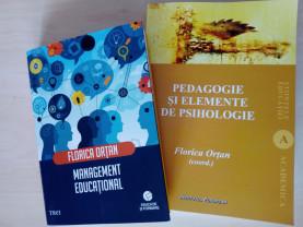 Două lucrări noi la Universitatea din Oradea - Pentru cadrele didactice din învățământul preuniversitar
