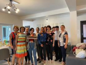 Închiderea Centrului de Plasament nr. 2 Oradea - S-au deschis două case noi de tip familial