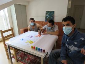 Direcția de Asistență Socială Oradea, Centrul Dignitas - Activități și consiliere pentru tinerii
