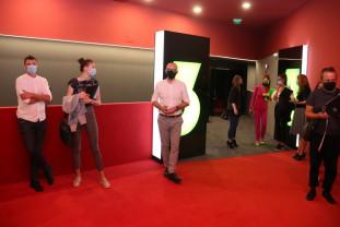 Tehnologie de ultimă generație, la Cinema Palace - Bucurie pentru cinefili