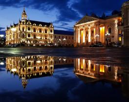 """Claudiu Oros, expoziție personală de artă fotografică - """"Oradea, orașul meu îndrăgit"""""""