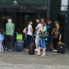 Pasagerii cursei Ryanair către Barcelona, abandonaţi la Oradea - Furtuna a bulversat cursele aeriene