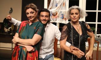 """Maia Morgenstern și Carmen Tănase, la Oradea - """"Cocktail"""", pe scena CCS"""