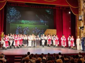 Spectacol al Ansamblului Crișana - Ritualuri și obiceiuri de Sânziene