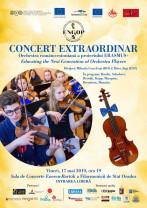 Vineri, 17 mai, la Filarmonică - Concert extraordinar al orchestrei româno-estoniene