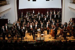 Concert de Anul Nou pe scena Filarmonicii - Un binemeritat succes