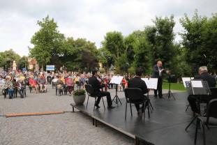 Filarmonica de Stat - Un nou concert în aer liber