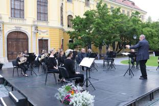 Luni, 13 iulie, în Cetatea Oradea - Concert simfonic în aer liber