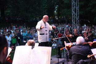 Solstițiul de vară sărbătorit, în premieră, în Oradea - Un concert de poveste în Parcul Libertăţii
