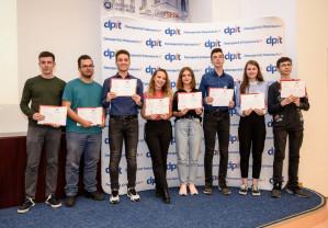 """Colegiul Național """"Mihai Eminescu"""" - Premiul trei la """"Descoperă-ți pasiunea în IT"""""""