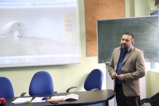 """Dacian Foncea, managerul Municipalului orădean - """"Reușim să relansăm Spitalul"""""""