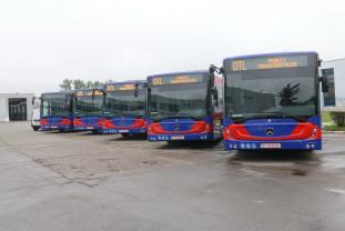 Pentru autobuzele care deservesc marile magazine - Orarul ultimelor curse din zi