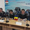 Acțiuni comune ale poliţiştilor români şi maghiari de sărbători - Echipaje mixte în misiune