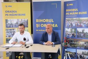 Agenda electorală - Proiecte PNL pentru Oradea şi Bihor