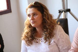 """Czvikker Katalin: """"Am făcut o promisiune spectatorilor"""" - Campania """"Loja acasă"""" la Teatrul Szigligeti"""