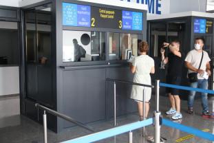Cu o întârziere de doi ani - Noul terminal a fost finalizat