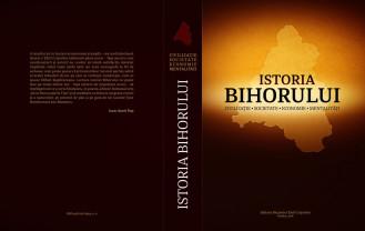 Eveniment editorial - Istoria Bihorului la Centenar