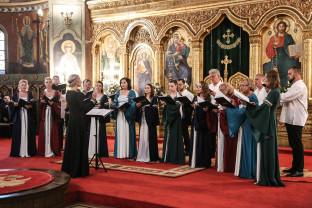 """Corul """"Voces"""" a cules aplauze - Promotor al muzicii corale la Sibiu"""