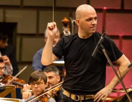 Cel mai nonconformist dirijor român al momentului, la Oradea - Festivalul Primăverii continuă online