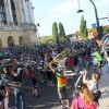 Sute de biciclişti la Critical Mass 2018 - Promovează plimbările pe două roţi