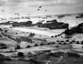 6 iunie 1944, Ziua Debarcării în Normandia - Începutul sfârşitului pentru nazişti