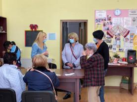 DASO, alături de seniori și de tinerii cu dizabilități - Ziua Internațională a Păcii, sărbătorită la Oradea