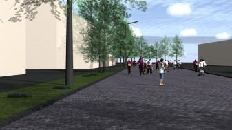 Patru obiective majore într-un singur proiect - Orașul Aleșd își schimbă înfățișarea
