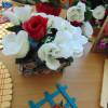 Mărțișoare realizate de copiii de la DGASPC Bihor - Expoziție de primăvară