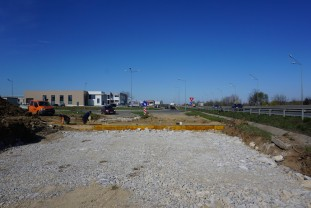 Drum de legătură între strada Anghel Saligny și strada Nojoridului - O nouă ieșire din Parcul Industrial II