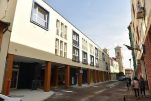 Parcarea etajată de la fosta bază Voința, finalizată - Acces gratuit timp de trei luni