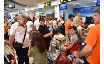 Cursă charter de pe aeroportul din Oradea - Zbor direct spre Antalya