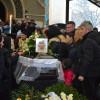 Tânăra ucisă de Adrian Hladi a fost înmormântată sâmbătă - Dalia Duca, condusă pe ultimul drum