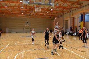 CSU Rookies Oradea – KSE Târgu Secuiesc 50-75 - Diferenţa s-a făcut în sfertul al doilea