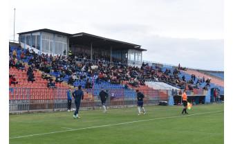 CA Oradea - AFC Hermannstadt 0-1 (0-0) - Au părăsit onorabil Cupa României