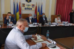 Organigrama Consiliului Judeţean Bihor, redusă la jumătate - Structuri parazitare, rase