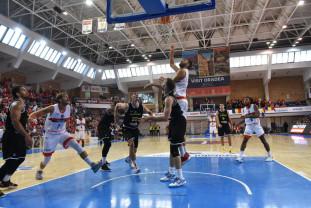 Steaua Bucureşti – CSM CSU Oradea - Baschetbaliştii debutează în Liga Naţională