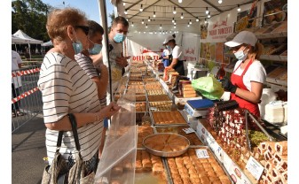 Un eveniment dedicat fructelor de mare şi dulciurilor turceşti - Festivalul Mediteranean