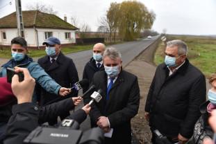 Ministrul Transporturilor în inspecție în Bihor - Proiecte de infrastructură rutieră şi feroviară