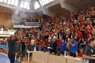 Cu un buget mai mic, - CSM U Oradea se va bate în continuare pentru trofee