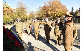 Ziua Armatei Române marcată la Oradea - Ceremonie restrânsă